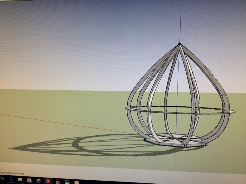 3D Modelling the Temple