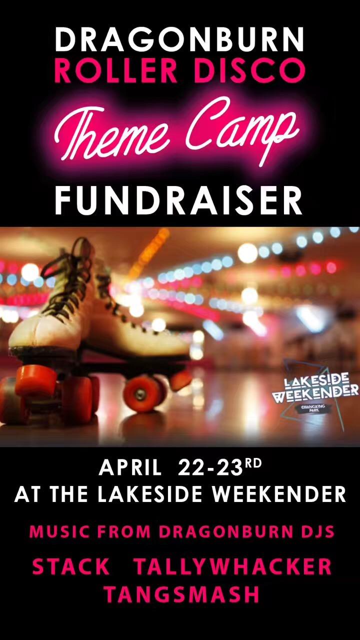 Roller Disco Fundraiser