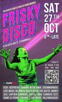 Frisky Disco