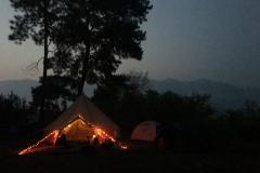Healing Tent - Picture by Kassandra Dambacher-Willis