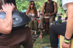 Jamming at Camp Jamboree - Picture by Kassandra Dambacher-Willis
