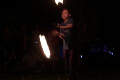 Fire Show - Picture by Kassandra Dambacher-Willis