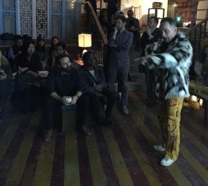 Art Collective - an event kicking off art for Dragon Burn 2016