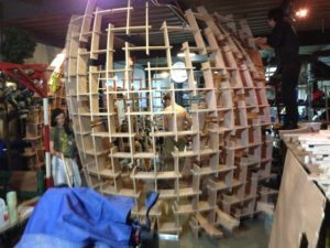 Test Building the Dragon's Egg