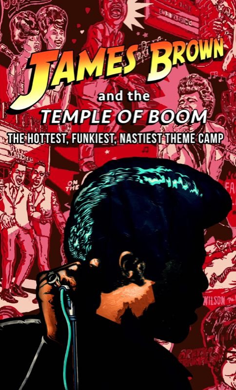 James Brown and the Temple of Boom!