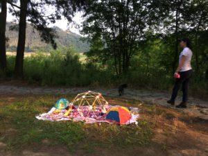 迷你营地是龙焰史上规模最小的主题营地